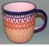 12 oz Polish Unikat Mug - Pattern 10