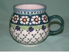 12 oz Polish Bubble Mug - Pattern 26