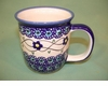 12 oz Polish Coffee Mug - Pattern 28