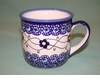10 oz Polish Coffee Mug - Pattern 28
