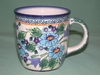 12 oz Polish Unikat Mug - Pattern 49