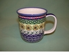 12 oz Polish Coffee Mug - Pattern 01