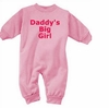 Baby Girl's Bubble Romper - Personalized