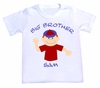 Big Brother Charcter Shirt - Personalized