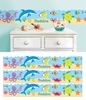 Personalized Wall Border - Ocean