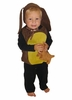 Puppy Dog Infant Baby Costume