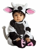Cute Little Cow Baby Costume