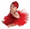 Cuddly Little Ladybug Tutu Dress