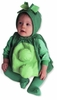 Sweet Pea Baby Infant Costume
