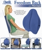 Back Support Cushion w/Massager