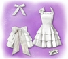 Heirloom Collectible Bride Apron