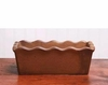 Designer Ceramic Go Green Loaf Pan