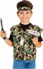 Boy's Dress Up Soldier Set