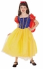 Girl's Snow White Halloween Costume