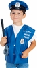 Boy's Police Dress Up Set