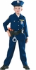 Boy's Police Uniform Costume