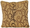 "Calypso 18"" Square Throw Pillow"