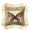 "Butterfly 27"" Accent Pillow"