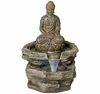 Sitting Buddha Fountain