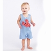 Little Pincher Lobster Shortall 0-6M