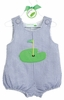 Little Boy's Mud Pie Golf Bubble Romper