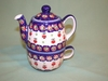 Polish Tea Service For One - Pattern 22