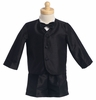Boy's Black Eton Suit
