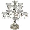 Antique Silver Cupcake Stand