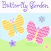 Girl's Butterfly Garden Decor