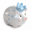 Crown Prince Stars Medium Piggy Bank