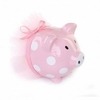 Ballerina Polka Medium Piggy Bank