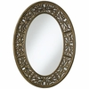 Francesco Oval Wall Mirror