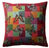 Butterflies Tapestry Cushion Cover
