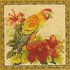 Parrot Tapestry Cushion Cover