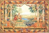 Romance Tapestry - Louis XIV at Versailles
