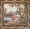 Spring Lovers III Romance Tapestry