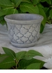 Fine Cast Planter - Small Cloud