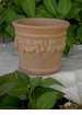 Fine Cast Stone Garland Planter