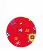 Dog Bandana Red Stars