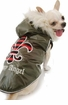Crazy Crest Padded Dog Vest