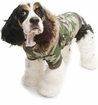 Army Barmy Dog Zip-up Parka