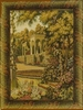 Gobelins Tapestry  - Lake Como Temple