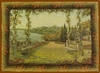 Gobelins Tapestry - Terrace and Lake