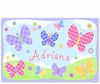 Girl's Butterfly Garden Placemats
