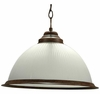 Frosted Glass Kitchen Pendant Lamp