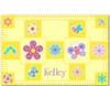 Girl's Flowerland Placemats