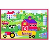 Kid's Country Farm Placemats