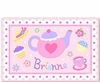 Girl's Tea Party Placemats
