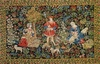 The Working of the Wool 12577 Tapestry