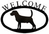 Dog Welcome Sign - Beagle